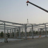 Constructions portiques d'acier de bâti de la CE En1090