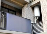 Schermo piatto termico solare del collettore del balcone
