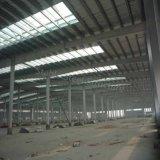 Construction préfabriquée d'atelier de structure métallique de constructeur
