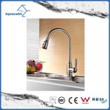 Choisir le robinet de bassin de Kithcen de mélangeur de cuisine de traitement