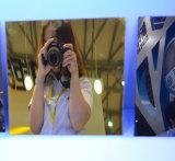Fornecedor acrílico da folha da grande quantidade do espelho do poliestireno da folha do espelho do picosegundo