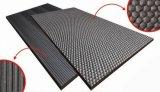 Couvre-tapis en caoutchouc animal de couvre-tapis de cheptels laitiers de tissu à mise en place de couvre-tapis en caoutchouc stable en caoutchouc de vache