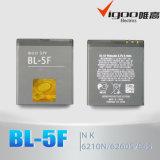 Батарея Bl-5f большой емкости первоначально передвижная