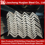 A36 Мягкая сталь Угол Бар в Китае