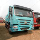 Sinotruk HOWO 336HP/371HP 덤프 팁 주는 사람 트럭 사용된 트럭