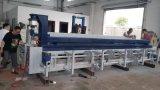 blatt-Schweißens-Walzen-verbiegende Maschine der 3000mm Längen-2-50mm der Stärken-Dza3000 Plastik