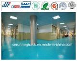 Material flexible del suelo de Spua para el uso del hospital y de la escuela