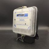 Medidor ativo eletrônico monofásico dos custos da energia do Watt-Hour de dois fios (DDS2111)