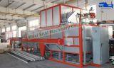 Fornace del riscaldamento della billetta dell'alluminio 2017 con le cesoie calde del libro macchina