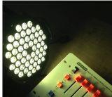 La lampada il RGB 3W*54PCS del LED impermeabilizza la PARITÀ per il partito o la discoteca