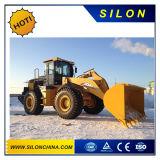 5 toneladas de peças sobresselentes de Xcm e carregador da roda (LW500F)