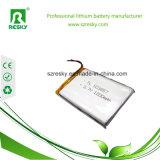 Bluetoothのスピーカーのための853450 1500mAh Lipo電池