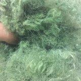 緑の製品タイプファイバーの綿および他のポリエステル線維材料