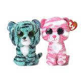 주문품 채워진 연약한 장난감 괴물 고양이 한국 견면 벨벳 장난감