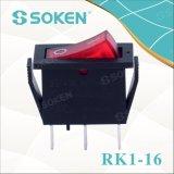 Soken N.B. /R de Rk1-16 1 x 1 en del interruptor de eje de balancín