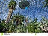 Купол интегрирует консерваторию парника/теплицевый/большой садовод