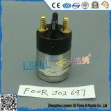 Válvula de solenóide comum original F00r do trilho da válvula de solenóide F00rj02697 de Bosch (F 00R J02 697) Bosch J02 697