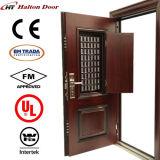 Sicherheits-Stahltür für Eingangs-Handelsgebäude