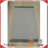100%年の綿によって編まれる敷物の寝室の毛羽織り敷物のマット1.6 ' x2.6