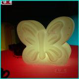 Decro LED enciende las lámparas de la mariposa de las lámparas de vector de Decro