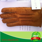 Constructeur de gants mérinos de basane/de gants en cuir basane de femmes/gants de basane/gants colorés de l'hiver de basane