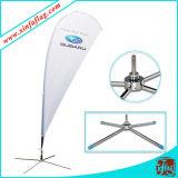 Teardrop-Markierungsfahne/im Freienmarkierungsfahne/Wind-Markierungsfahne/Fliegen-Markierungsfahne kundenspezifisch anfertigen