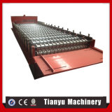 Maquinaria ondulada da formação de folha da telhadura do metal da venda quente