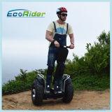 """Motocicleta elétrica do poder superior, """"trotinette"""" de equilíbrio do auto, """"trotinette"""" elétrico do balanço do Chariot"""