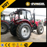 De landbouwtrekker van de Tractor Lt1104 van het Landbouwbedrijf van Lutong 110HP 4WD