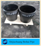 A234 Wpb / WPC Carbon Butt soldado Equal Cross / Pipe Fitting