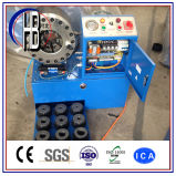 中国の2.5ml/Rad 220V 5ml/Rad 380Vの油圧ホースのひだが付く機械