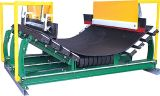 O transporte de correia parte o rolo de /Conveyor do rolo do Borracha-Revestimento