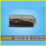 Rectángulo de regalo plástico transparente del rectángulo barato
