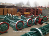 Migliore Selling Prices Concrete Electric Palo Mast Making Machine e Moulds in Cina