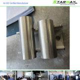 O aço parte as peças fazendo à máquina do CNC das peças de metal da folha