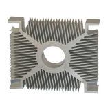 Profil en aluminium de radiateur d'extrusion pour le refroidissement d'équipement de campagne d'industrie (ZW4-HS-002)