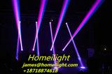 luz principal movente do diodo emissor de luz da iluminação 7r Sharpy do estágio do ponto 230W para a decoração do canal de televisão/partido