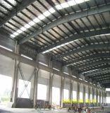 Atelier préfabriqué d'acier de construction de grande envergure en Zambie