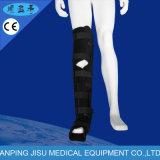 Femoral preto Frature Knee Brace e Support /Knee Protetor
