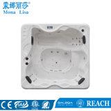 경제 6명의 사람들 사용 아크릴 옥외 안마 온수 욕조 온천장 (M-3301)