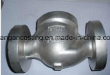 ステンレス鋼Ss316の精密鋳造のバルブ本体