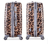 2016ハイテクなABS+PCの物質的なスーツケースのタイプトロリー荷物