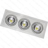 190*190mm LED Gitter-Punkt-Lichter mit hohem Lumen
