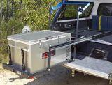 Ladung-Bett der Plättchen-Ausdehnungs-4*4WD