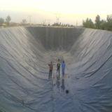 HDPE 연못 강선을%s 까만 Geomembrane 필름