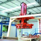 Machine de effectuer de brique complètement automatique de qualité allemande de technologie (QT10)