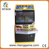 金属のキャビネットが付いているTekkenのゲームの硬貨のアーケード機械