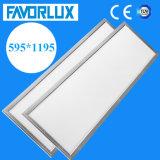 lámpara del panel de 600X1200 CRI>80 72W LED con de calidad superior