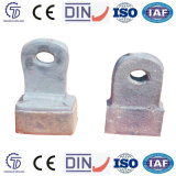 Hammer Crusher Parts High Manganese Steel Hammer