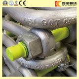 Сережка анкера u Pin винта цены по прейскуранту завода-изготовителя, сережка нержавеющей стали